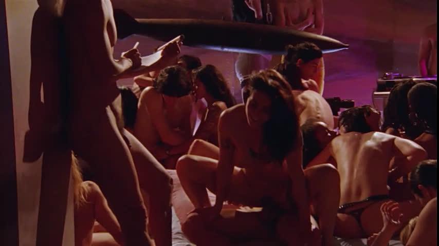 Nude brazilian women at carnival